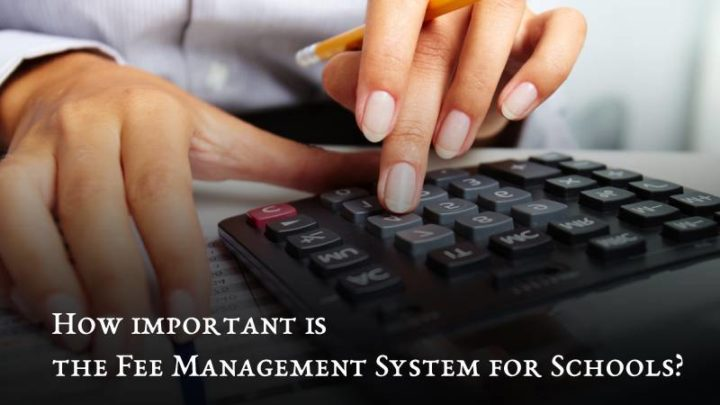 How important is the Fee Management System for Schools?