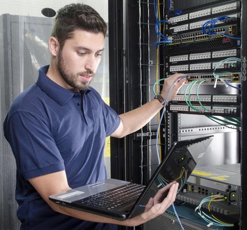 Why SR7 for technical support and maintenance in Dallas